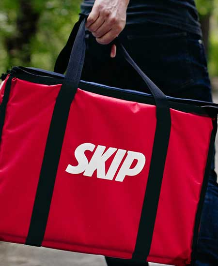 Skip The Dishes Delivary Service