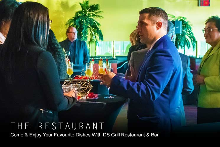 The best  Restaurants in Edmonton! Come and enjoy your favorite  dishes with DS Grill Restaurant